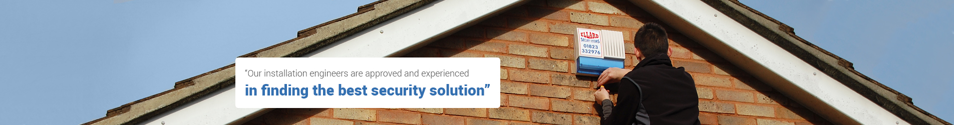 Exeter Security Installers